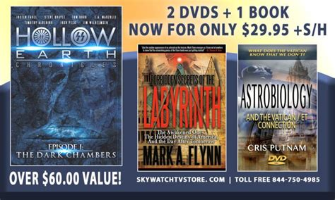 Justen Faull - Hollow Earth Chronicles (Part 2) » SkyWatchTV