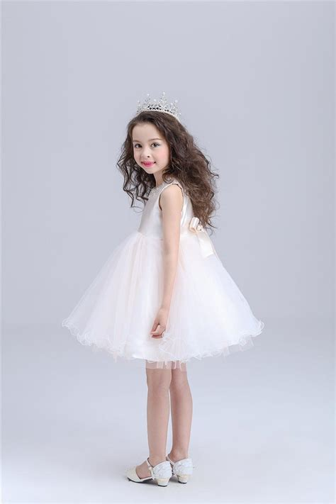 1 2 Year Old Baby Girl Dress With Hat Light Pink Princess