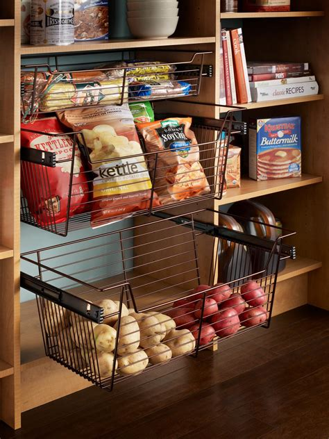 Easy Organizational Solutions for: Kitchens   DIY Network