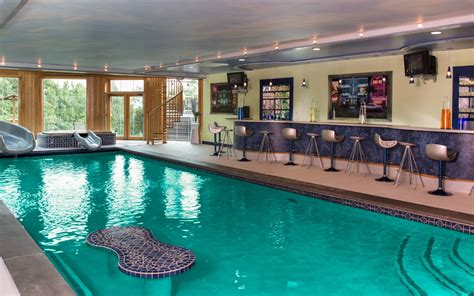 This Andover Home Has a Full-Size Indoor Basketball Court