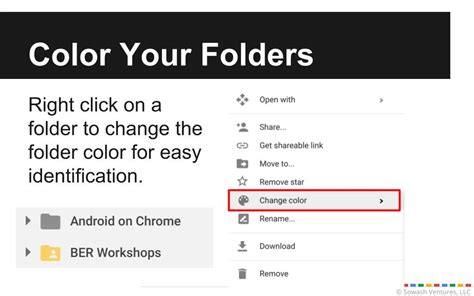 The Electric Educator: 10 Tips for Organizing Google Drive