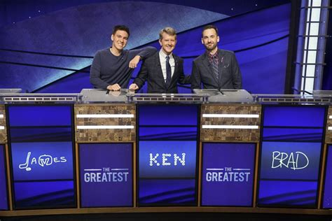 Which 'Jeopardy!' Champ Has the Highest Net Worth - James