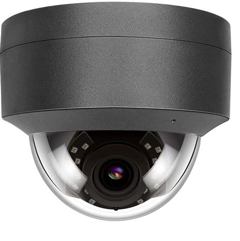 5MP HD POE IP CCTV Camera Outdoor with Microphone, Audio