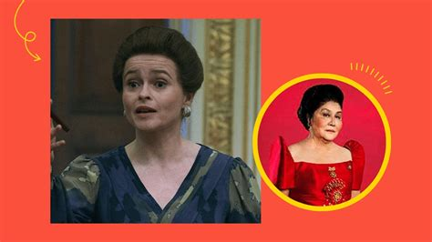 What Did Princess Margaret Say About Imelda Marcos In The