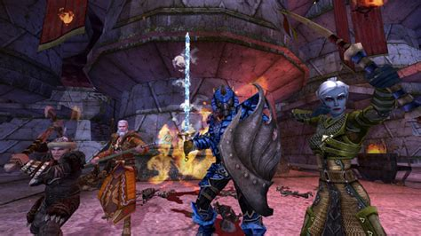 Dungeons & Dragons Online Reboots as Free-to-Play Game | WIRED