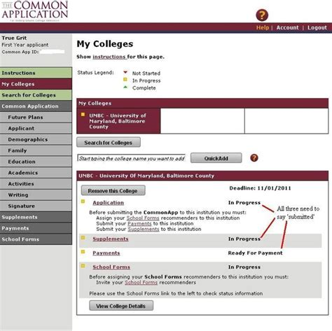How to request a fee waiver for my common app application