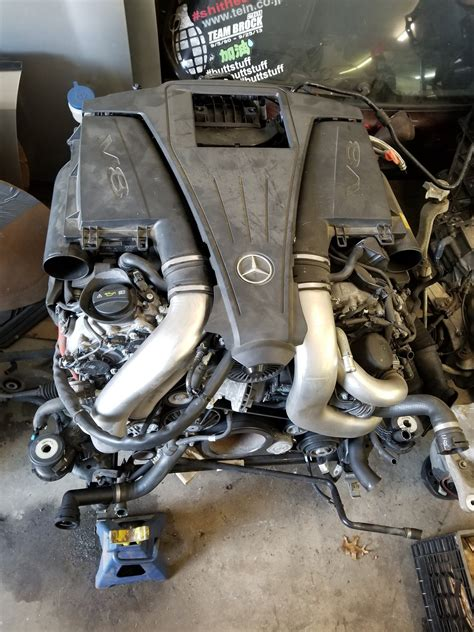 2014 Mercedes GL550 M278 ENGINE w 8200 MILES COMPLETE ALL