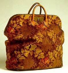 1000+ images about Y~ 1800 19th century carpet bags and