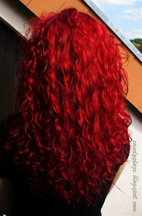 The first time I dyed my hair this color it was an
