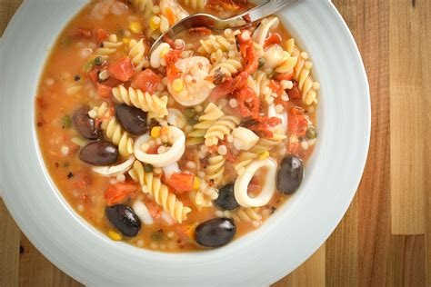 Ridiculously Simple Yet Totally Fancy Seafood Brodetto