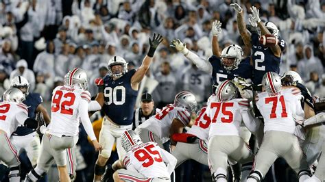 Penn State's signature play of 2016 is now a penalty - The