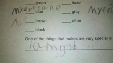 Kids Can Write The Funniest Things (35 Photos) - FunCage