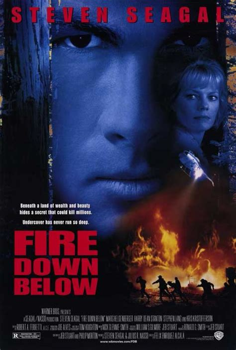 Fire Down Below Movie Posters From Movie Poster Shop