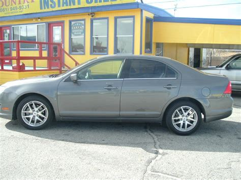 2011 Ford Fusion SEL - Used Cars Lancaster   Credit