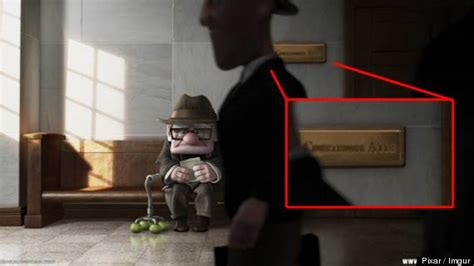 Why 'A113' Is Planted In Nearly Every Pixar Movie | HuffPost