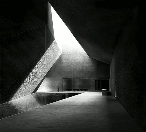 Barozzi Veiga's Unbuilt Museum Project Immortalized In