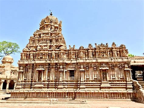 India's Cup -The 1000 Year-Old Temple Built by the King of
