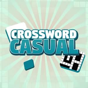Crossword Casual - Online Game - Play for Free | Keygames