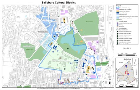 Salisbury Cultural District receives state approval