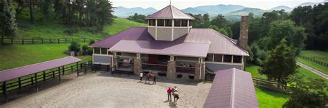 Stables | Brasstown Valley Resort & Spa - Young Harris, GA