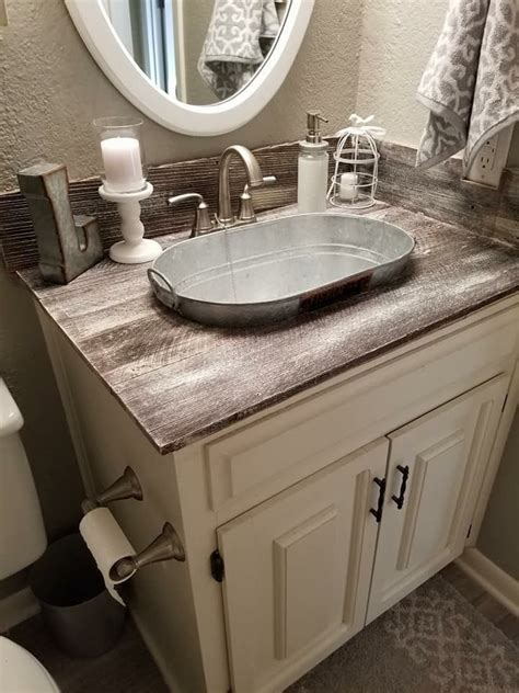 Most popular rustic bathroom ideas with rustic nuance 8