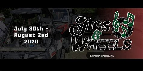 Jigs and Wheels Festival 2020 at The City of Corner Brook