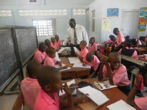 Burnt out Linden school…Grade Six students start year at