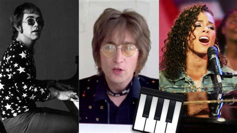 Piano pop songs: The 15 greatest songs written for the