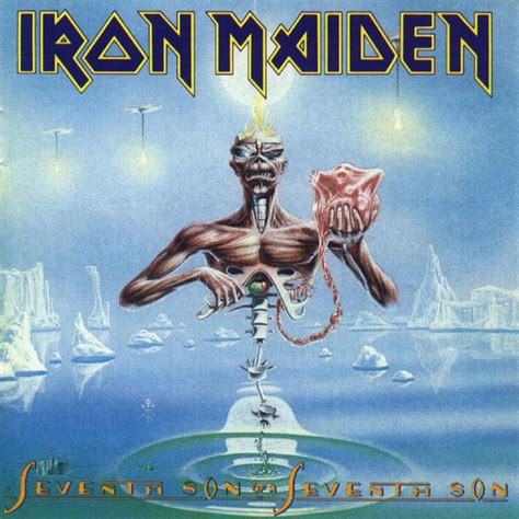 Seventh Son Of A Seventh Son (1998 Remastered Edition) by