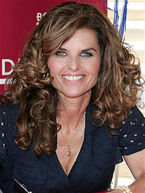 Maria Shriver Plastic Surgery Before and After Botox and