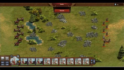 Forge of empires battle - YouTube